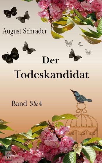 Der Todeskandidat Band 3 & 4 - cover