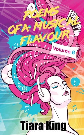 Poems Of A Musical Flavour: Volume 6 - cover