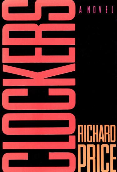 Clockers - A Novel - cover