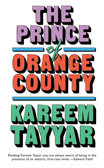 The Prince of Orange County - cover
