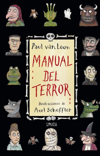 Manual del terror - cover