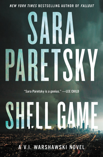 Shell Game - A VI Warshawski Novel - cover