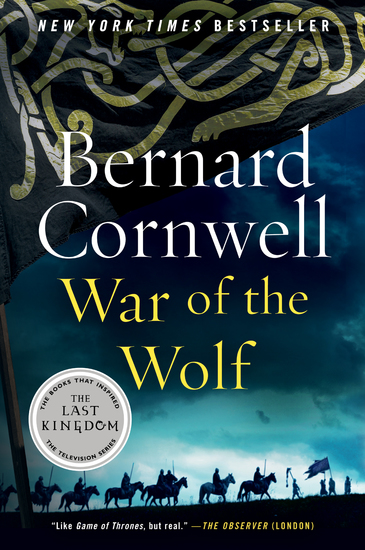 War of the Wolf - A Novel - cover