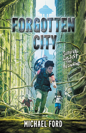 Forgotten City - cover