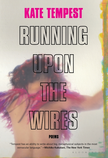 Running Upon the Wires - Poems - cover