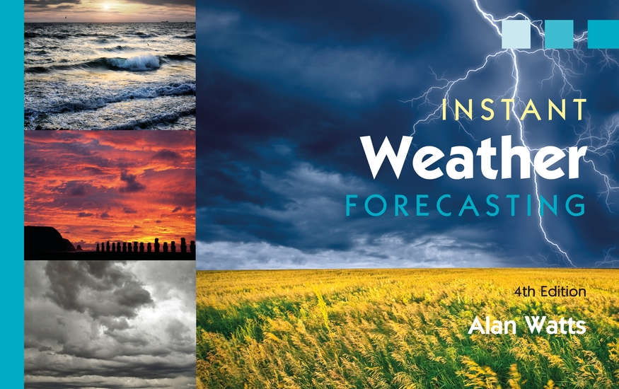Instant Weather Forecasting - cover