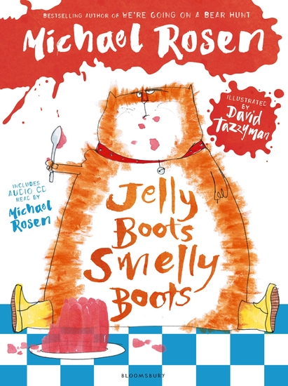 Jelly Boots Smelly Boots - cover