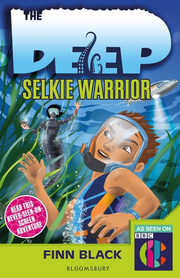 The Deep 2 - Selkie Warrior - cover