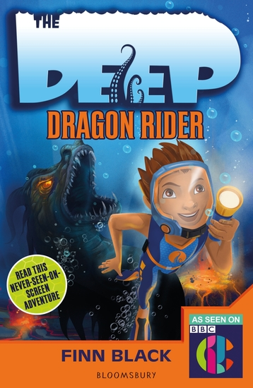 The Deep 1 - Dragon Rider - cover