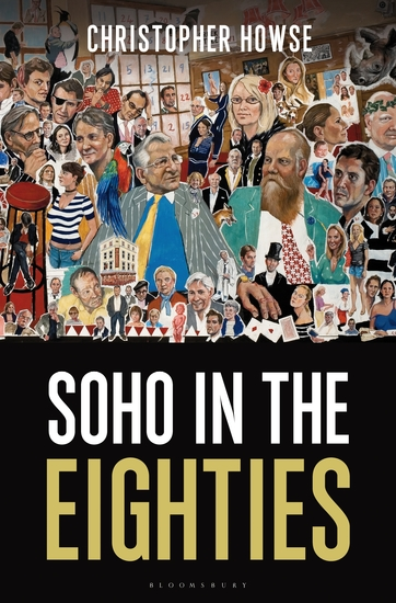Soho in the Eighties - cover
