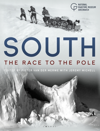 South - The Race to the Pole - cover