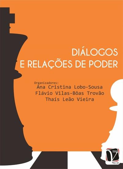Diálogos e relações de poder - cover
