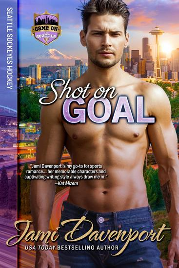 Shot on Goal - Game On in Seattle #11 - cover