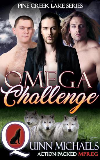 Omega Challenge - Pine Creek Lake #4 - cover