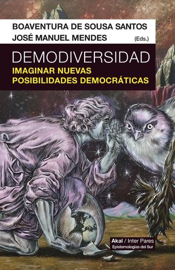 Demodiversidad - Imaginar nuevas posibilidades democráticas - cover
