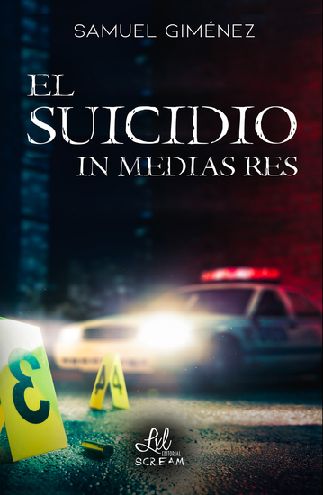 El suicidio in medias res - cover
