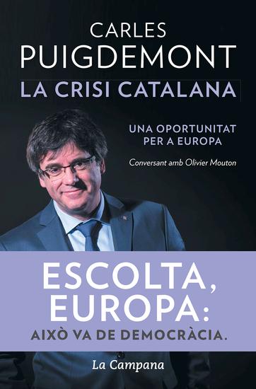 La crisi catalana - cover
