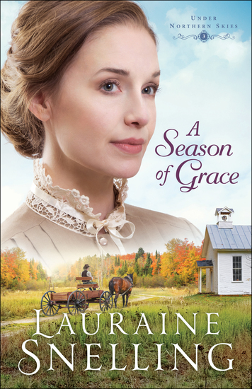 A Season of Grace (Under Northern Skies Book #3) - cover