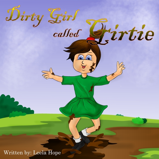 Dirty Gertie - toddler books 3-5 - cover