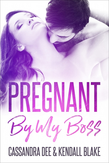 Pregnant By My Boss - A Secret Baby Second Chance Romance - cover