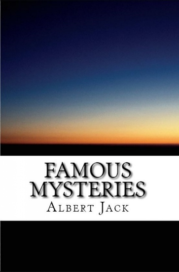 Famous Mysteries - Ten Top Mysteries - cover