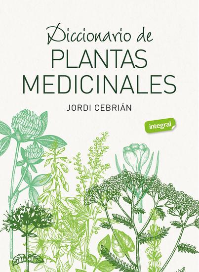 Diccionario de plantas medicinales - cover