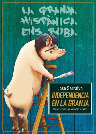 Independencia en la granja - cover