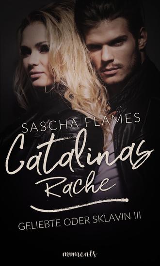 Catalinas Rache - cover
