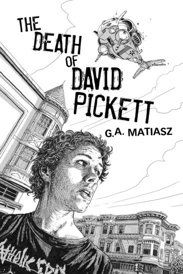 The Death of David Pickett - cover