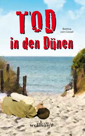Tod in den Dünen: Ostfrieslandkrimi - cover