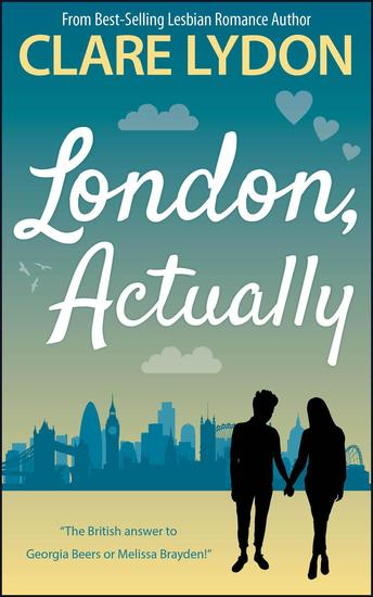 London Actually - London Romance #5 - cover