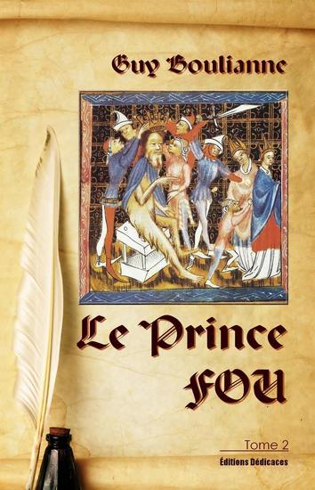 Le Prince Fou (tome 2) - cover