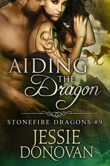 Aiding the Dragon - Stonefire Dragons #9 - cover