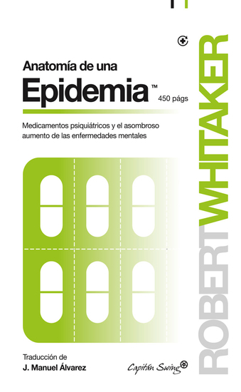 Anatomía de una epidemia - cover