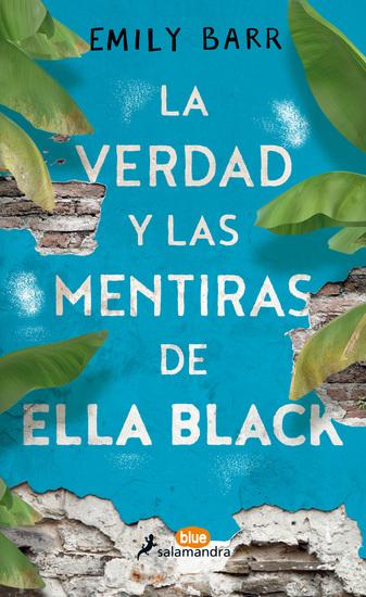La verdad y las mentiras de Ella Black - cover