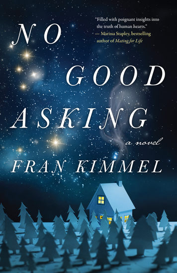 No Good Asking - A Novel - cover