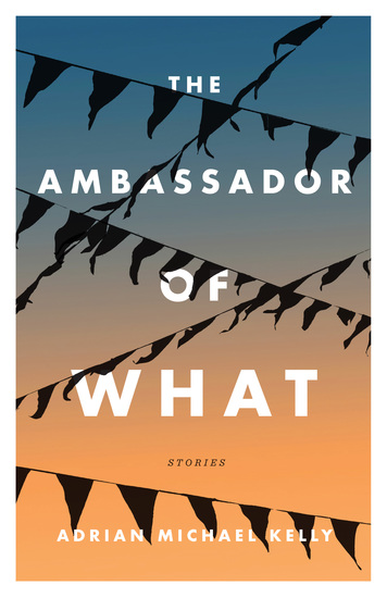 The Ambassador of What - Stories - cover