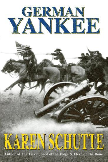 German Yankee - cover