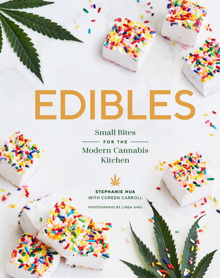 Edibles - Small Bites for the Modern Cannabis Kitchen - cover