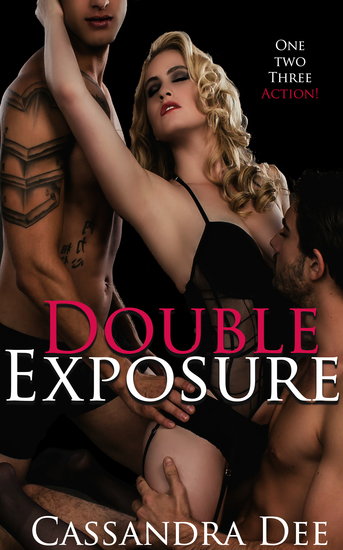Double Exposure - An MMF Bisexual Menage Romance - cover