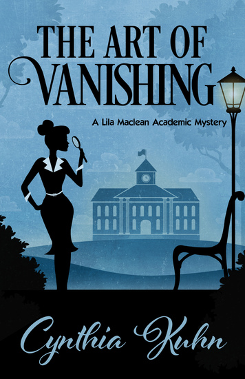 The Art of Vanishing - cover