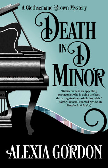 Death in D Minor - cover