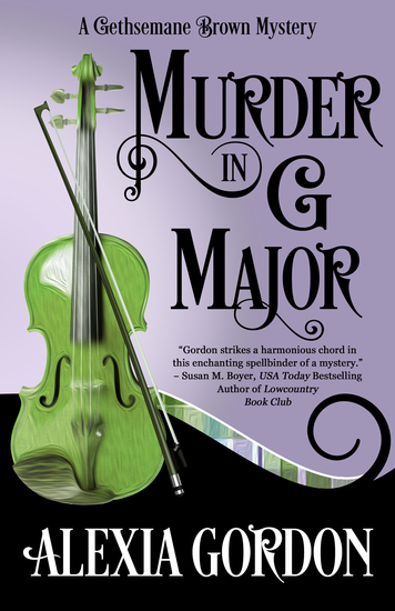 Murder in G Major - cover