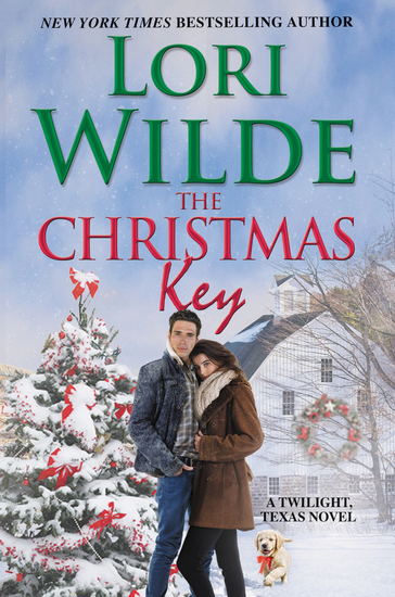 The Christmas Key - A Twilight Texas Novel - cover