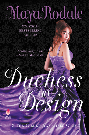 Duchess by Design - The Gilded Age Girls Club - cover
