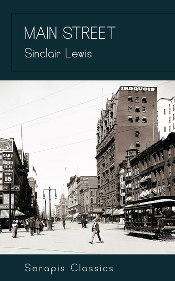 Main Street - cover