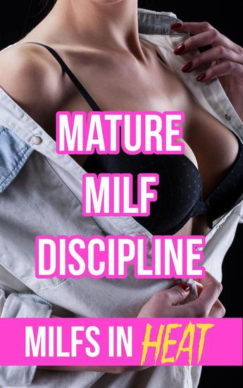 Mature MILF Discipline - cover