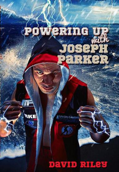 Powering Up with Joseph Parker - Reading Warriors - cover