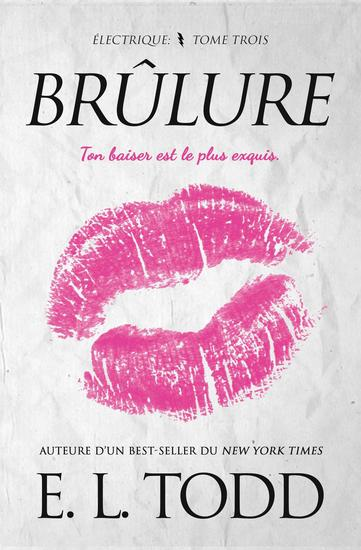 Brûlure - Électrique #3 - cover