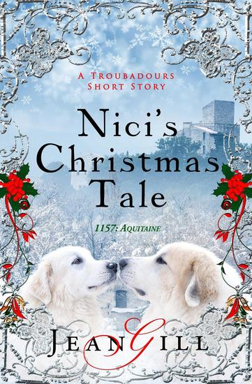 Nici's Christmas Tale - The Troubadours Quartet #5 - cover